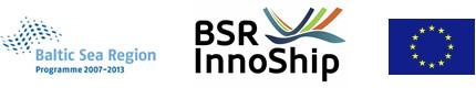 BSR InnoShip logo