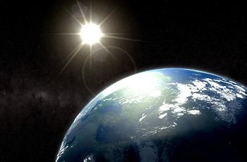 Osoonikiht kaitseb elu Maal