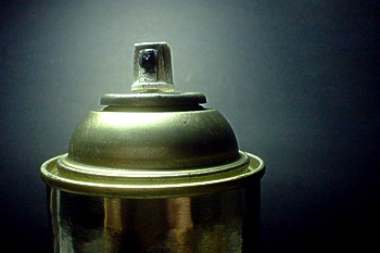 OKA-sid kasutatakse aerosoolides