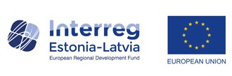 Estonia-Latvia Interreg logo