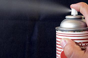Aerosoolid sisaldavad osoonikihti kahandavaid aineid